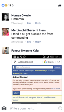 Mark Zuckerberg Get In Here Facebook Users Claim You Blocked Us