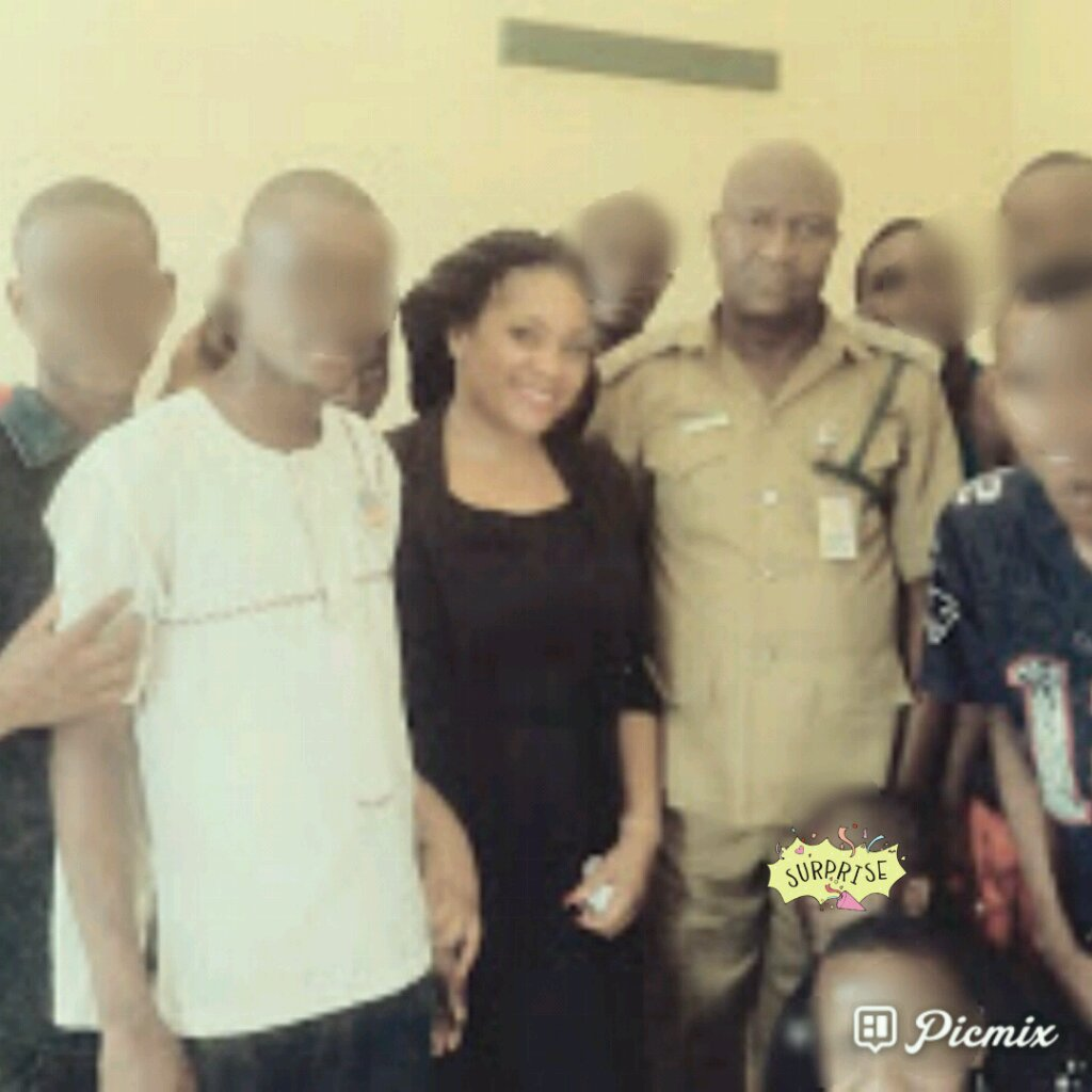 Nigeria Prisons There Are Vip Cells Reserved For Some Affluent Inmates My Experience -3392