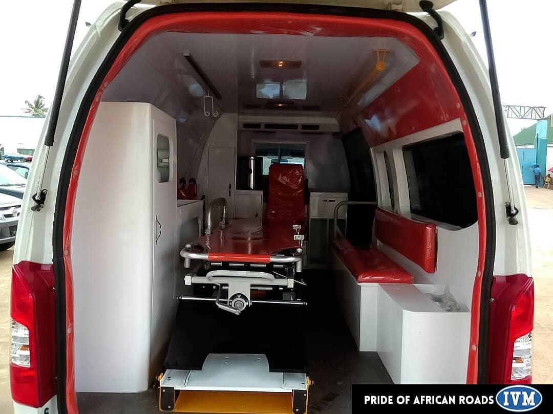 Image result for Innoson ambulance