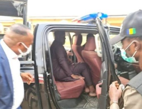 Police Confirm Arrest Senator Okorocha Over Alleged Forceful Entry into Sealed Property in Imo…Video of assault on Senator Okorocha