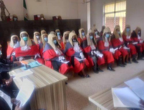 DELTA STATE JUDICIARY HOLDS SPECIAL VALEDICTORY COURT SESSION IN HONOUR OF JUSTICE C. O. OGISI (MRS)