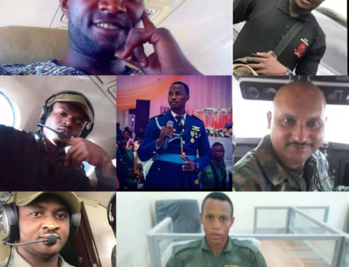 Sad: see the names of victims of the military plane crash